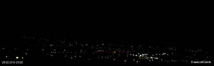 lohr-webcam-26-02-2014-23:50
