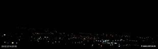 lohr-webcam-28-02-2014-20:50