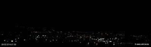 lohr-webcam-28-02-2014-21:30
