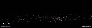 lohr-webcam-28-03-2014-23:00
