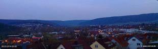 lohr-webcam-30-03-2014-20:00