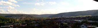 lohr-webcam-14-10-2014-15:00