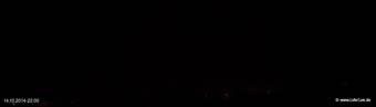lohr-webcam-14-10-2014-22:00