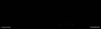 lohr-webcam-14-10-2014-22:30