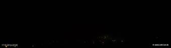 lohr-webcam-17-10-2014-22:20