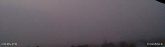 lohr-webcam-21-10-2014-07:30