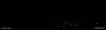 lohr-webcam-24-10-2014-22:30