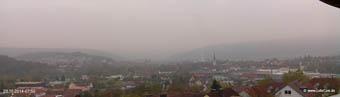 lohr-webcam-29-10-2014-07:50