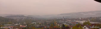 lohr-webcam-25-10-2015-07:50