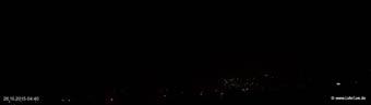 lohr-webcam-26-10-2015-04:40