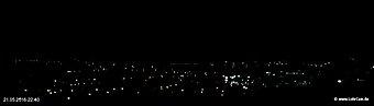 lohr-webcam-21-05-2016-22:40