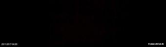lohr-webcam-23-11-2017-04:20