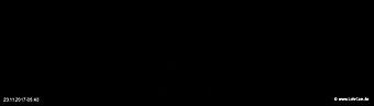 lohr-webcam-23-11-2017-05:40