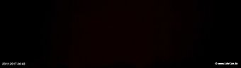 lohr-webcam-23-11-2017-06:40