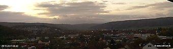 lohr-webcam-28-10-2017-08:40