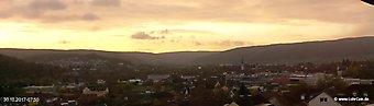 lohr-webcam-30-10-2017-07:50