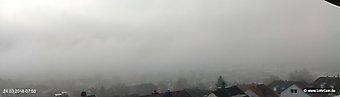 lohr-webcam-24-03-2018-07:50