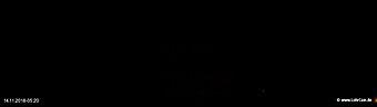 lohr-webcam-14-11-2018-05:20