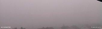 lohr-webcam-14-11-2018-07:30