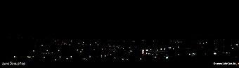 lohr-webcam-24-10-2018-01:00