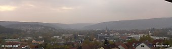 lohr-webcam-26-10-2018-09:40