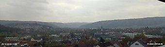 lohr-webcam-26-10-2018-11:10