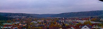 lohr-webcam-28-10-2018-07:10
