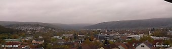 lohr-webcam-29-10-2018-08:30