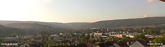 lohr-webcam-24-09-2018-08:30