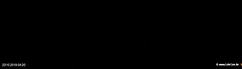 lohr-webcam-23-10-2019-04:20