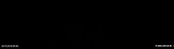 lohr-webcam-23-10-2019-05:40